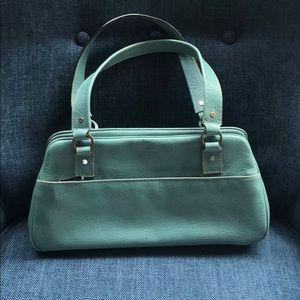 Kate Spade Aqua Shoulder Bag